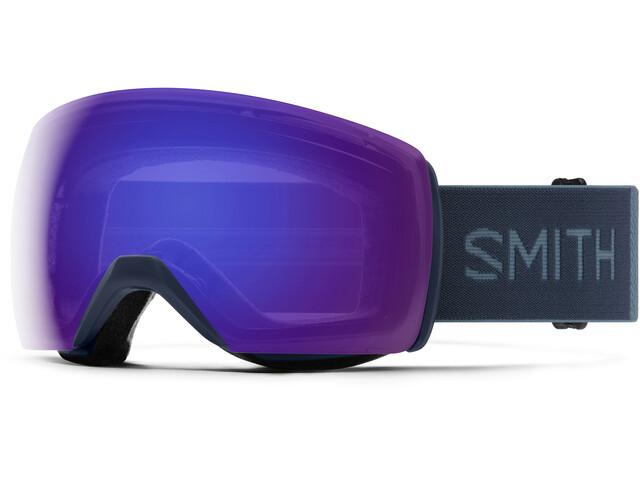 Smith Skyline XL Snow Goggles, blauw/violet